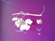 Mobile nuageux
