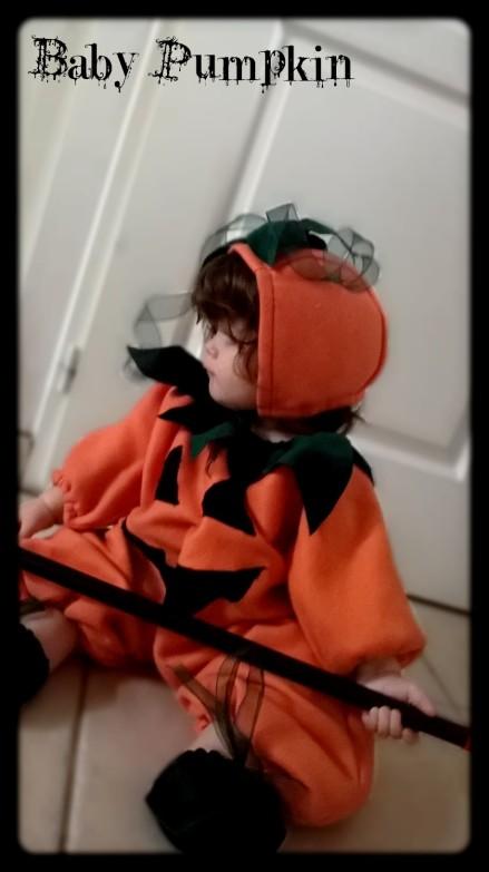 Baby pumpkin 3
