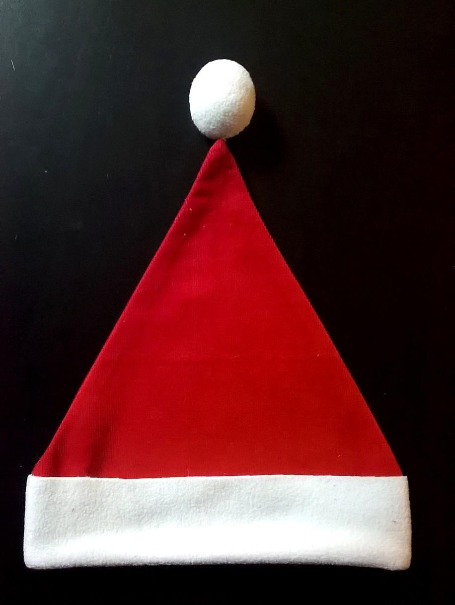 véritable acheter pas cher large choix de couleurs et de dessins Mini tuto – Bonnet de Noël – Au fil de la Lune
