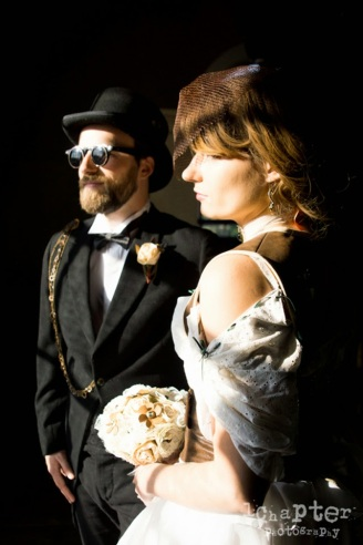 steam-punk-trendy-wedding-england