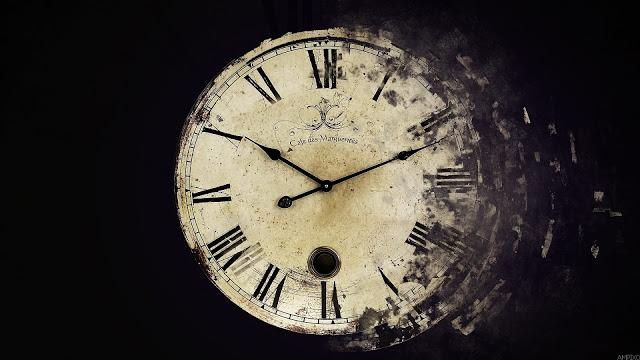 Le temps file