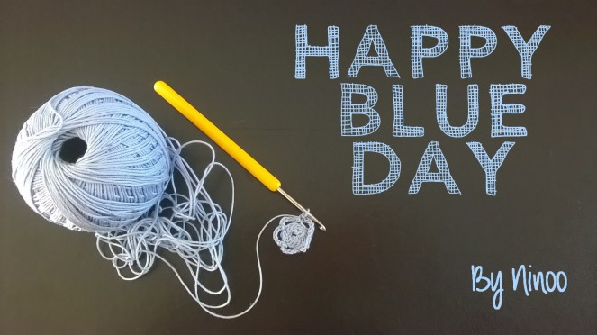 Happy blue day start