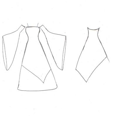 Robe combiné 2